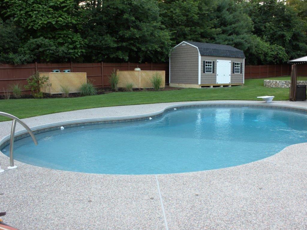New-Pool-Install-Burlington-MA